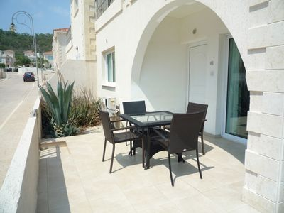 Photo for Apartment (Sea View) In Superb Protaras Location now with Free WiFi