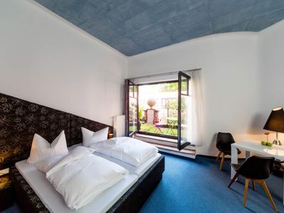 Photo for Deluxe Double Room with Terrace - artHOTEL Magdeburg GmbH