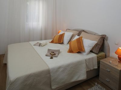 Photo for Two bedroom apartment near beach Ražanj (Rogoznica)