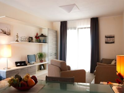 Photo for Le Castella Resort & Beach - TYPE A APARTMENT - Two-room apartment 2