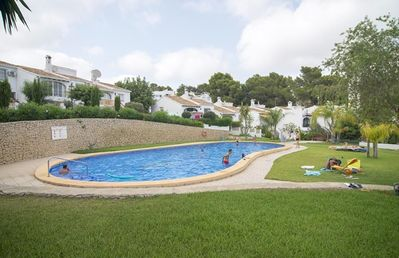 Photo for 3BR Bungalow Vacation Rental in Moraira