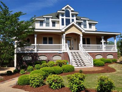 Photo for You're Away!: 5 BR / 4 BA house in Corolla, Sleeps 12