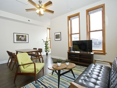 Photo for Charming 3BR in Lincoln Park by Sonder