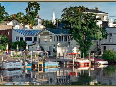 Photo for #4 In-Town Wolfeboro, Free Bikes, Kayaks, Firewood, Lake Winnipesaukee