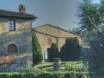 Photo for Apartment Linari in San Gimignano - 7 persons, 3 bedrooms