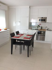 Photo for Bright and very pleasant studio 500 m from the city center and from the beach