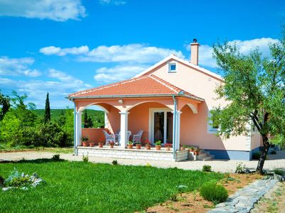Photo for Holiday home-Fabio in Dalmatia with swimming pool