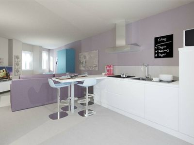 Photo for Contemporary 1 bedroom apartment in Luino