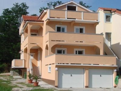 Photo for Apartment in Lopar (Rab), capacity 4+2