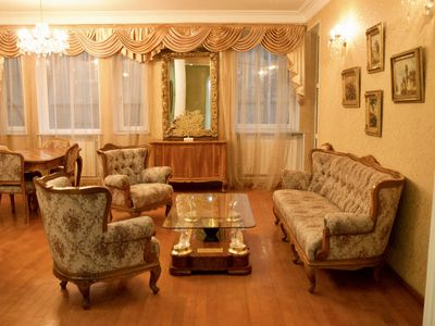 Photo for Luxury apartment is located in center of Tbilisi, It's heart of old Tbilisi.