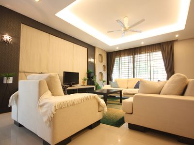 Photo for Penang 6BR terrace house@ Tanjung Tokong