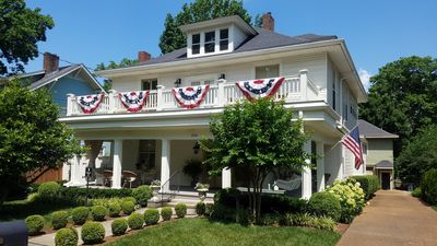 Photo for 100 year old home five blocks from Historic Downtown Franklin, TN