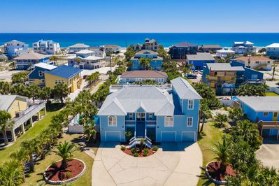 Beautiful beach home on Pensacola Beach