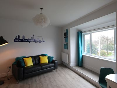 Photo for Beautiful 2 bedroom apartment in a great location at Childwall Fiveways (Flat 2)