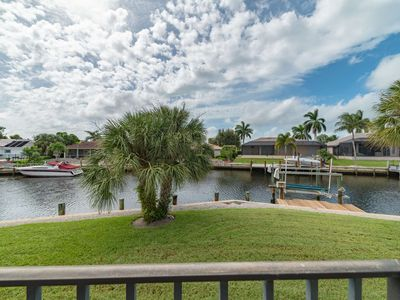Photo for New Listing! Great Value, Southern Exposure Waterfront Home w/Wifi; Walk to Beach, Shops & Dining