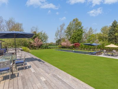 Photo for Contemporary Water Mill- Hamptons Home