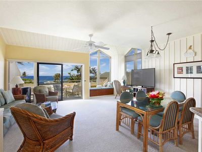 "Photo for Poipu Carefree in Paradise Beautiful Ocean View ""A/C Master & Living Room"" *Manualoha 206*"