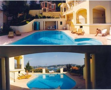 Photo for Luxury Apartment .FRENCH RIVIERA. LUXURY APARTMENT 4pieces. Sea view