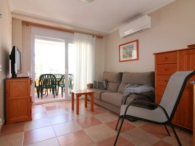 Photo for OLIVA HOLIDAYS 1- Apartment by the Sea