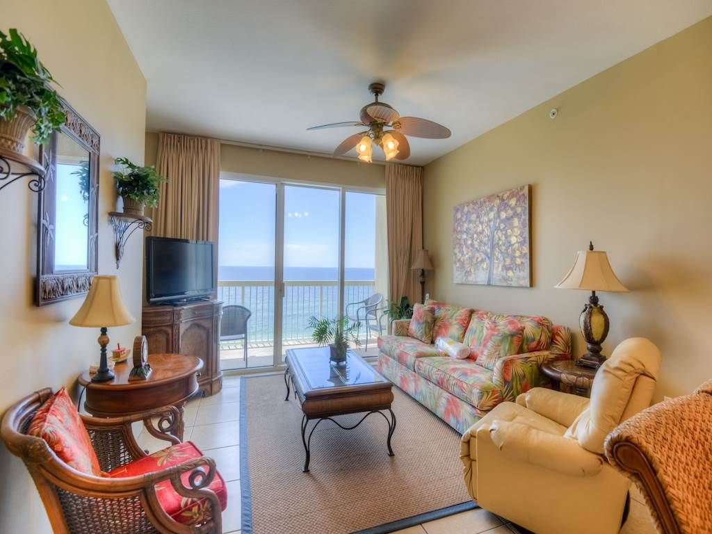 2 bedroom 808 at celadon condo on the gulf of mexico - Two bedroom condo panama city beach ...