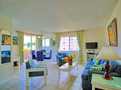 Photo for Ocho Rios, Spacious Apartment, 2 Mins to Beach, 3 Beds, 2 Bdrms, (TBT14C)