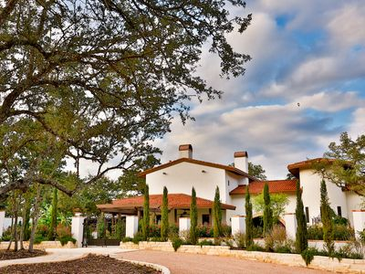 Photo for Incredible Italian Villa Nestled in Scenic Hill Country 20 minutes to Downtown