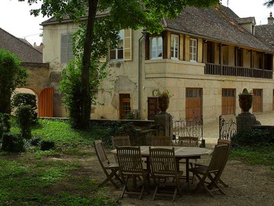 Photo for FELIX HOUSE - In the heart of Burgundy
