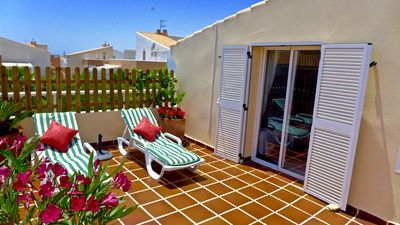 Photo for Naturist Beautiful Duplex with Direct access to the beach Sleeps 4