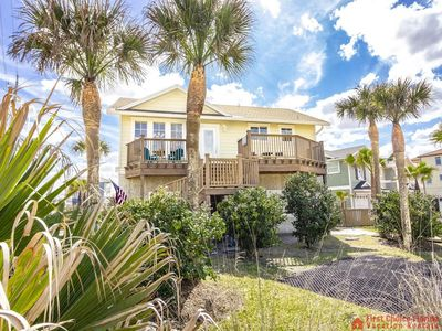 Photo for NEW LISTING ~ Excellent Ocean Views ~ Steps to the Beach!