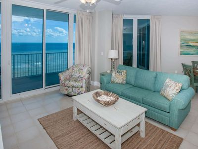 12th Floor Gulf-front | In/outdoor pools, Hot tub, Fitness, BBQ, Wifi | Free fishing, golf, OWA tix