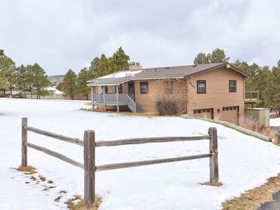 Photo for Whispering Grace Retreat - new Vacation home south of Rapid City!