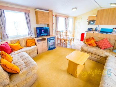 Photo for 2BR Apartment Vacation Rental in Camber, East Sussex