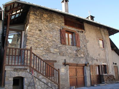Photo for Crévoux, sleeps 6, calm and nature