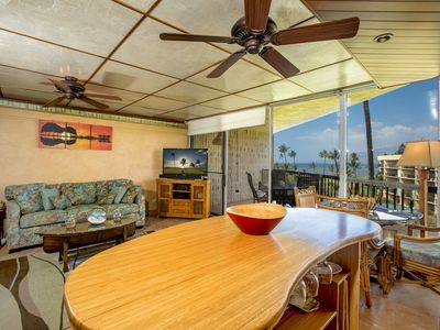 Photo for Maui Sunset #B-508 Amazing Ocean View, Exceptional, Penthouse Suite, Sleeps 4