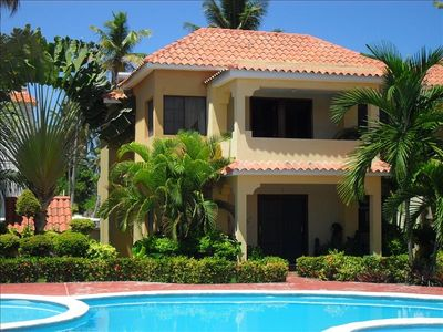 Photo for Dreamy Colonial Style Villa, Just Minutes Walking To the Beach