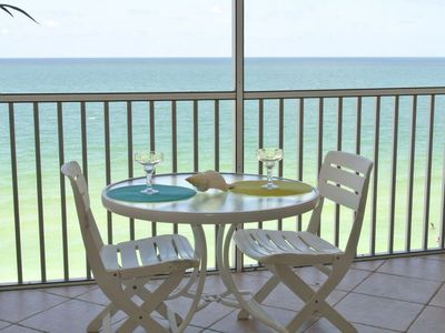 Photo for Gorgeous Views of the Ocean - 5th Floor - Elevator - Ocean Front - Steps from Beach