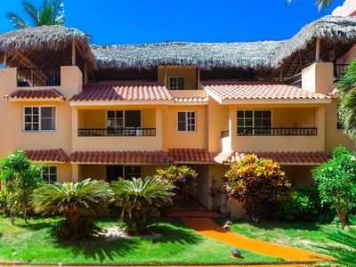 Punta Cana Apartment on the Beach, Private Terrace