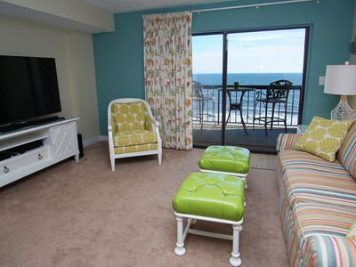 Photo for CRESCENT TOWERS in North Myrtle Beach...1BR deluxe oceanfront condos