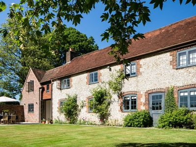 Photo for 5 bedroom accommodation in West Meon