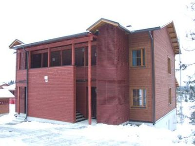 Photo for Vacation home Länsirinne f 21 in Kuusamo - 6 persons, 2 bedrooms