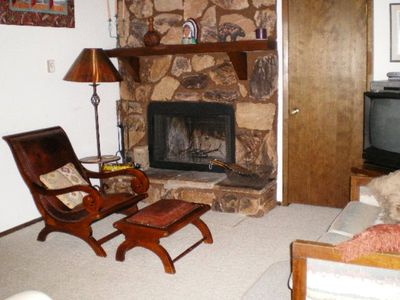 Photo for Cozy Condo in the Trees, Walking distance to Angel Fire Resort,  Racquet Club Commons 351