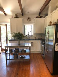 Photo for Charming Guest House near town of Ojai and hiking trails