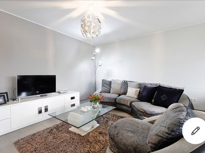 Photo for 2BR Apartment Vacation Rental in Luxembourg City, Luxembourg District