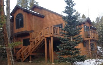 Photo for Peak 8 Luxury Mountain Home 3 BR/3 BA With Mountain Views - Walk To Slopes!