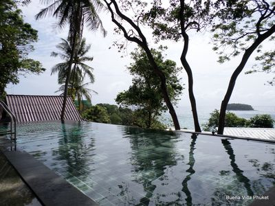 Photo for 1 bed bungalow with Kata sea view