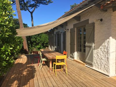 Photo for House Cap Ferret Centre - 6 bedrooms - Completely renovated - 150 m market