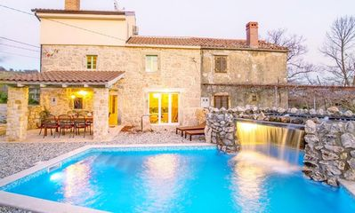 Photo for Luxury villa with a swimming pool Garica (Krk) - 17469