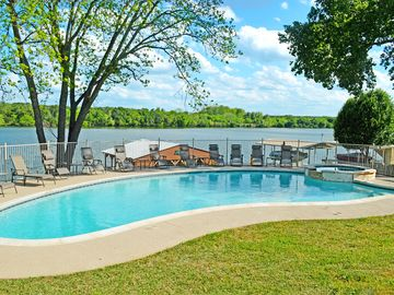 AZURE RELAXIN' 1-Feb Offer-Book 2 Nights,Get 1 Free! Pool, Amazing, New Dock!