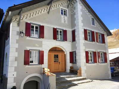 Photo for Holiday apartment Guarda for 6 - 12 persons with 6 bedrooms - Farmhouse