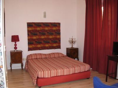 Photo for Studio in the historic center 200 meters from the sea
